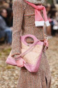 Chanel Pink/Beige 31 Tote Bag - Fall 2018