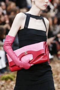 Chanel Red/Pink 31 Tote Bag 2 - Fall 2018