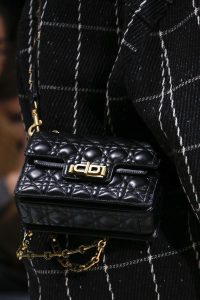 Dior Black Cannage Flap Bag - Fall 2018