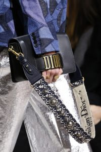 Dior Black Dio(r)evolution Flap Bag - Fall 2018