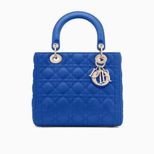 Dior Blue Moon Lady Dior Bag