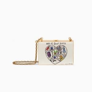 Dior Off-White Niki de Saint Phalle - Bonn Minaudiere Bag