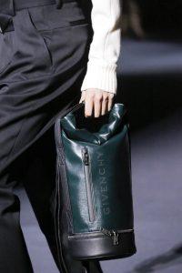 Givenchy Green Duffle Bag - Fall 2018