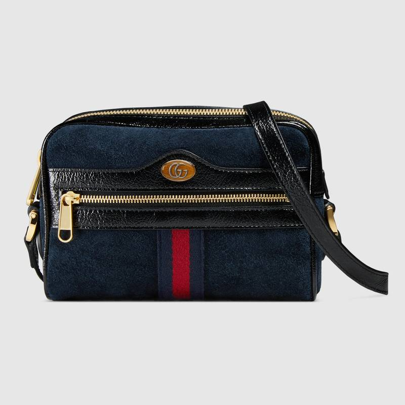 52add133a660 Gucci Spring/Summer 2018 Bag Collection With The New Guccy Print ...