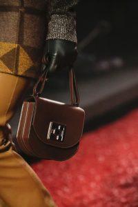 Hermes Brown Saddle Bag - Fall 2018