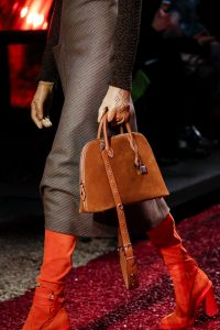 Hermes Tan Suede Bolide Bag 2 - Fall 2018