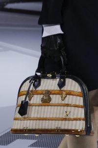 Louis Vuitton Beige/Black Alma Bag - Fall 2018