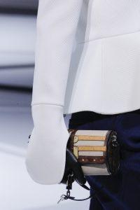 Louis Vuitton Beige/Black Mini Bag - Fall 2018