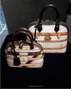 Louis Vuitton Beige/Brown Alma Bags - Fall 2018