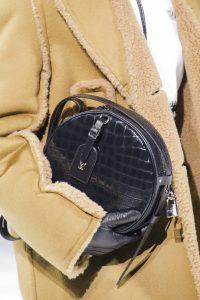 Louis Vuitton Black Crocodile Petite Boite Chapeau Bag 2 - Fall 2018