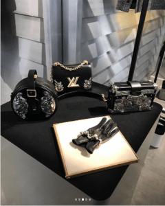 Louis Vuitton Black Embellished Mini Bags - Fall 2018