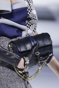 Louis Vuitton Black Mini Bag 3 - Fall 2018