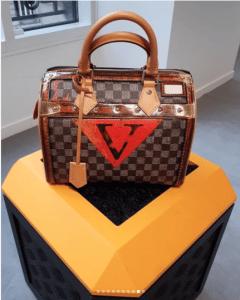 Louis Vuitton Damier Canvas Speedy Bag - Fall 2018