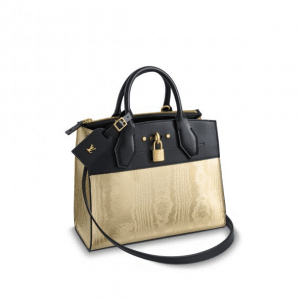 Louis Vuitton Gravity Gold City Steamer PM Bag
