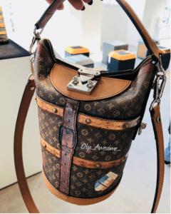 Louis Vuitton Monogram Canvas Bucket Bag - Fall 2018