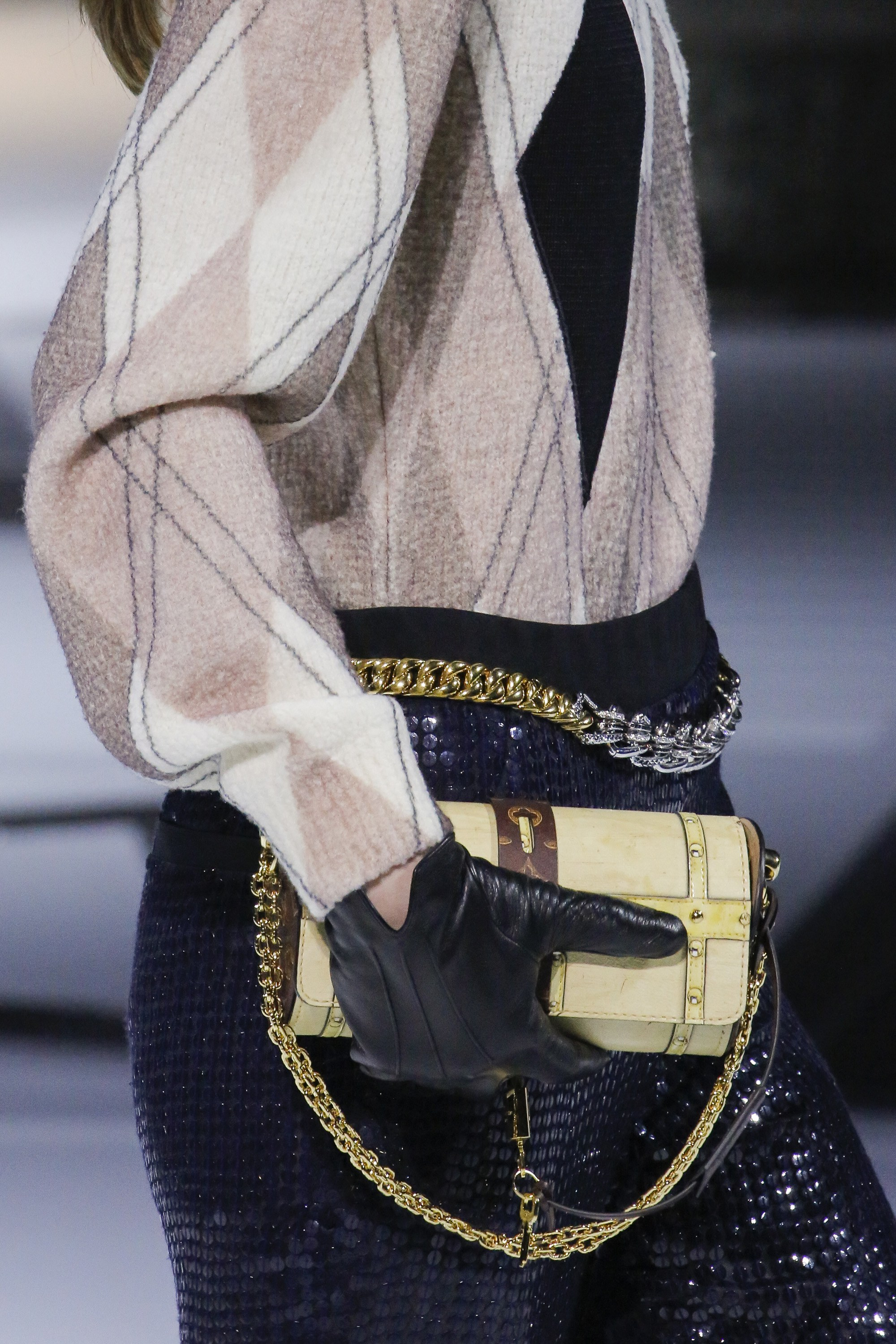 louis vuitton fall  winter 2018 runway bag collection