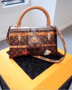 Louis Vuitton Monogram Canvas Top Handle Bag - Fall 2018