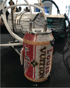 Louis Vuitton Multicolor Embellished Soda Can Minaudiere Bag 2 - Fall 2018