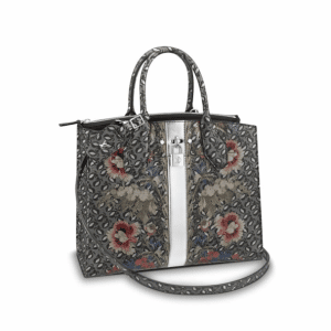 Louis Vuitton Multicolor Floral Print City Steamer MM Bag