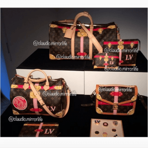 Louis Vuitton Summer Trunks Monogram Canvas Bags and Small Leather Goods