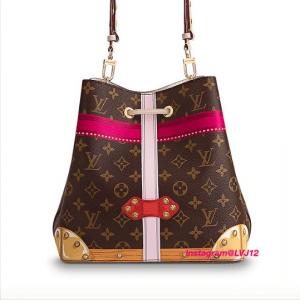 Louis Vuitton Summer Trunks Monogram Canvas Neonoe Bag 3