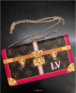 Louis Vuitton Summer Trunks Monogram Canvas Pochette Weekend Bag 2