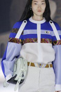 Louis Vuitton White Crocodile Petite Boite Chapeau Bag - Fall 2018