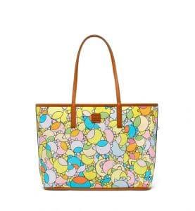 MCM x Eddie Kang Beige Reversible Shopper Bag 2