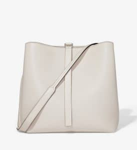 Proenza Schouler Clay/Black Frame Shoulder Bag