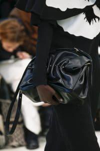 Valentino Black Shoulder Bag - Fall 2018