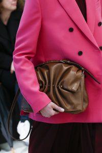 Valentino Brown Shoulder Bag - Fall 2018
