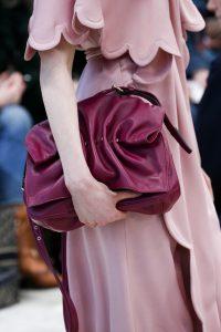 Valentino Purple Shoulder Bag - Fall 2018