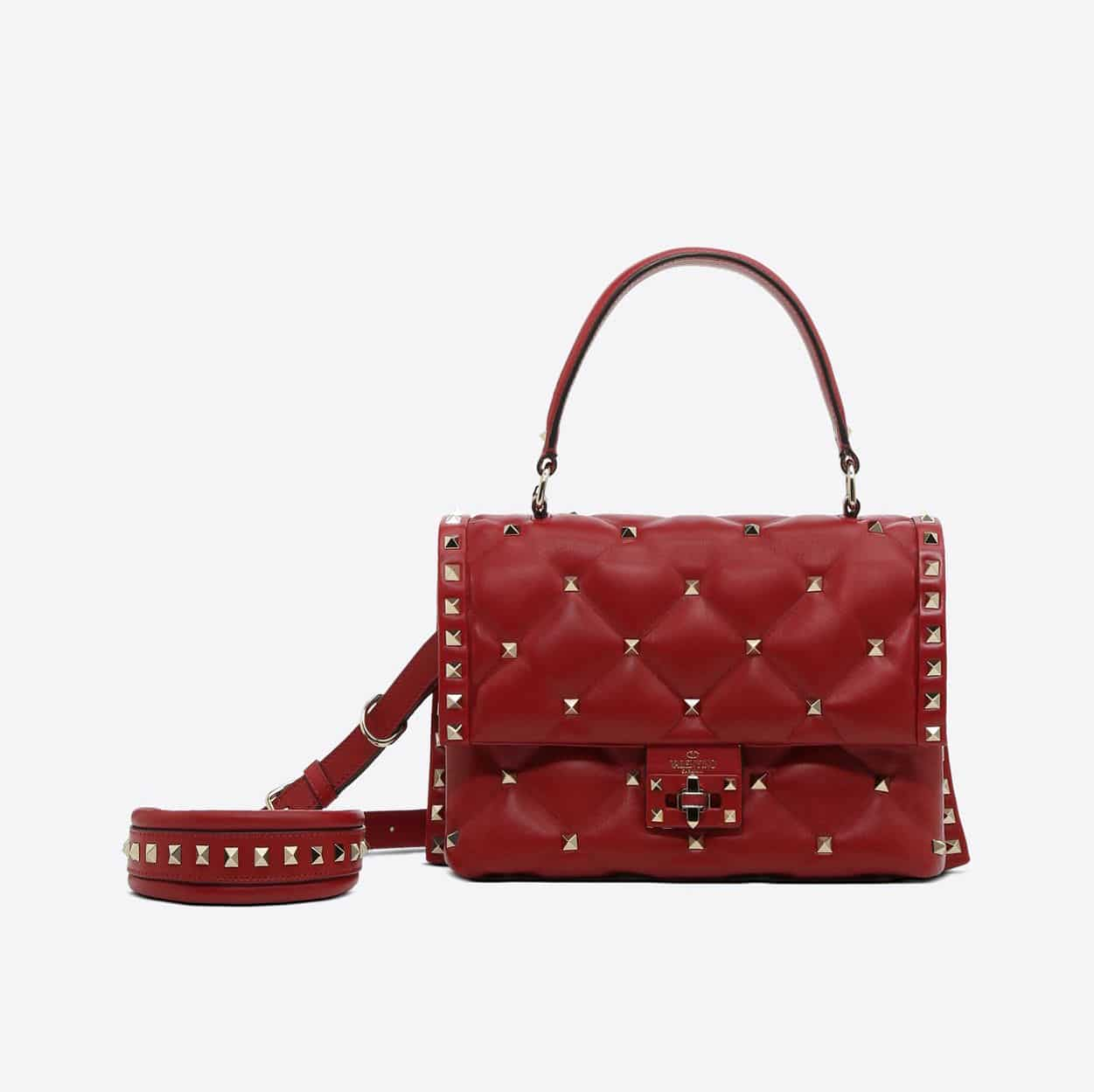 Valentino Spring Summer 2018 Bag Collection With The New Candystud