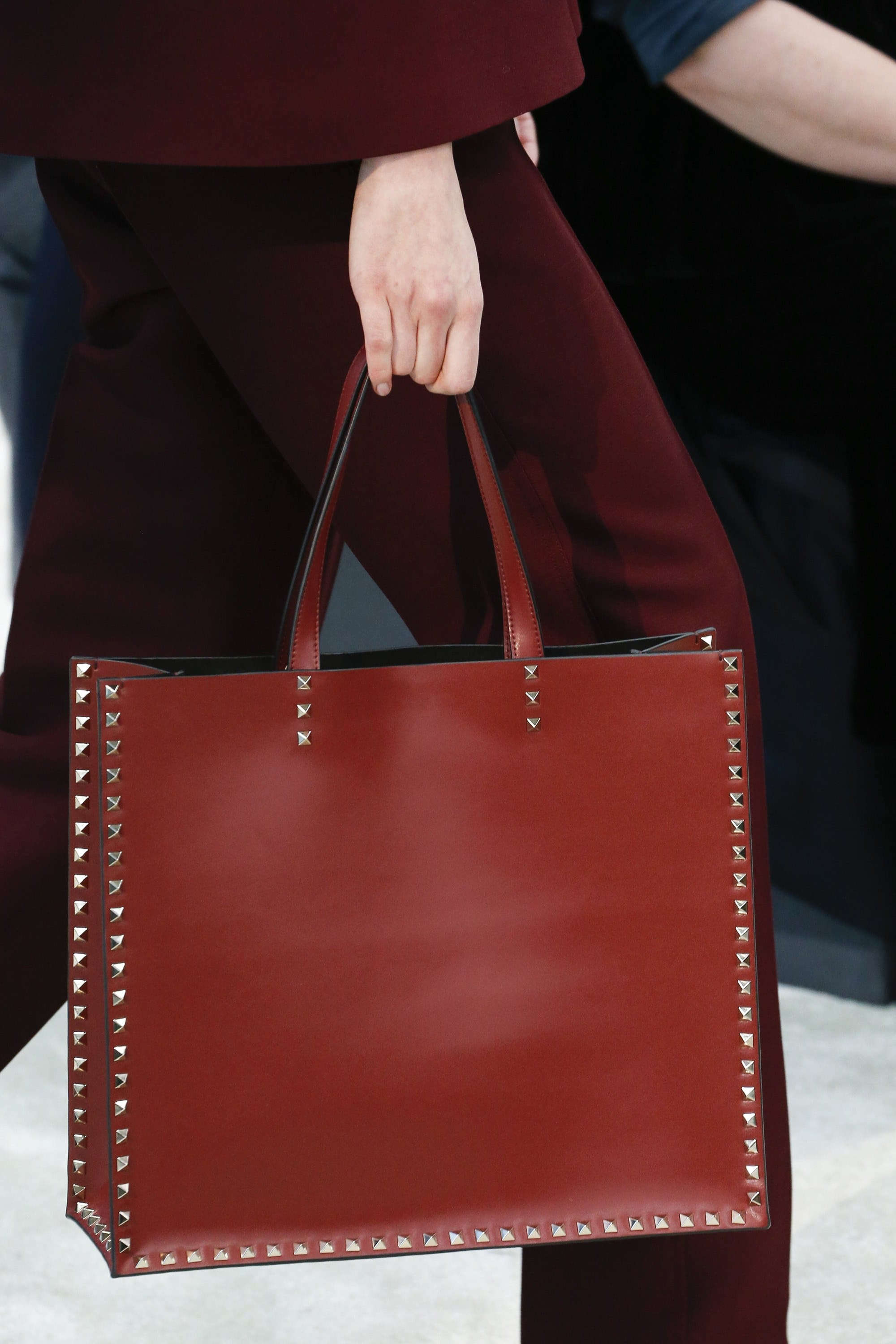 Valentino Fall Winter 2018 Runway Bag Collection Spotted