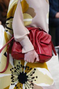 Valentino Red Shoulder Bag 2 - Fall 2018