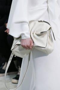 Valentino White Shoulder Bag - Fall 2018