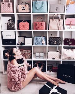 Bag Closet Organization 10