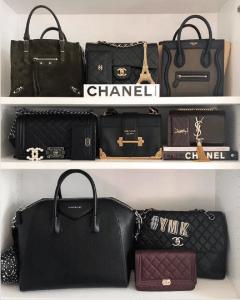 Bag Closet Organization 13