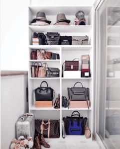 Bag Closet Organization 15