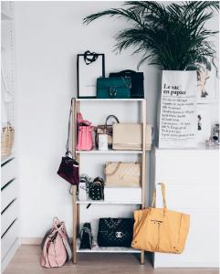 Bag Closet Organization 14