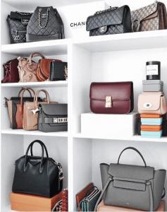 Bag Closet Organization 16