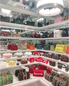 Bag Closet Organization 2