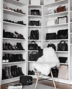 Bag Closet Organization 4
