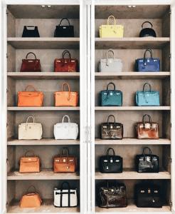 Bag Closet Organization 5