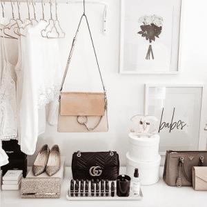 Bag Closet Organization 7