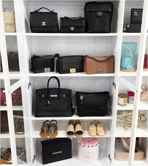 A Guide On How To Organize Handbag Closet Spotted Fashion