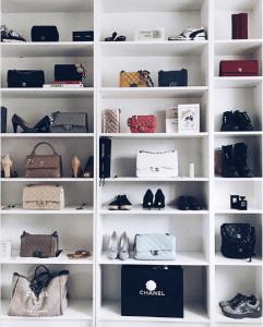 Bag Closet Organization 9