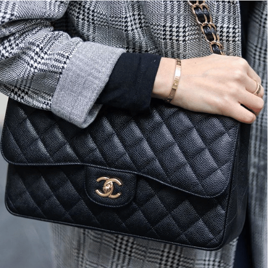 20bae537fe4 Chanel Classic Flap Bag Reference Guide