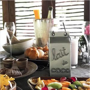 Chanel Lait de Coco Bag