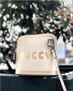 Gucci Guccy Print 1